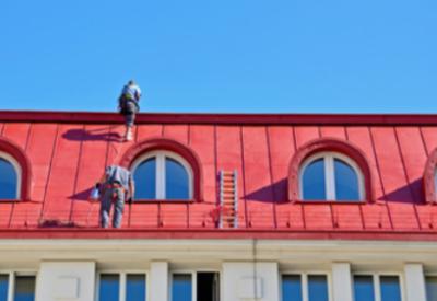 malowanie elewacji, malowanie dachów sampos 2